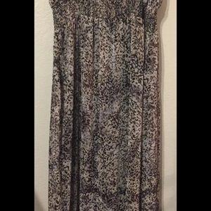 Torrid size 2 maxi dress XXL Gorgeous 2x